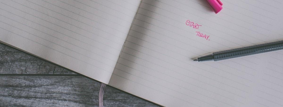 Tagebuch schreiben – 9 Tipps für den schriftlichen Begleiter