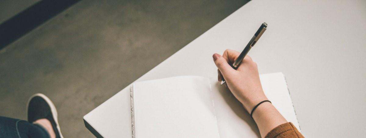 4 Tipps für deinen Textanfang
