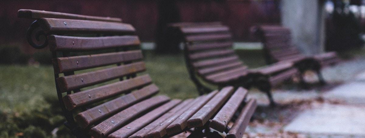 Impuls #10 – Setz dich auf eine Bank