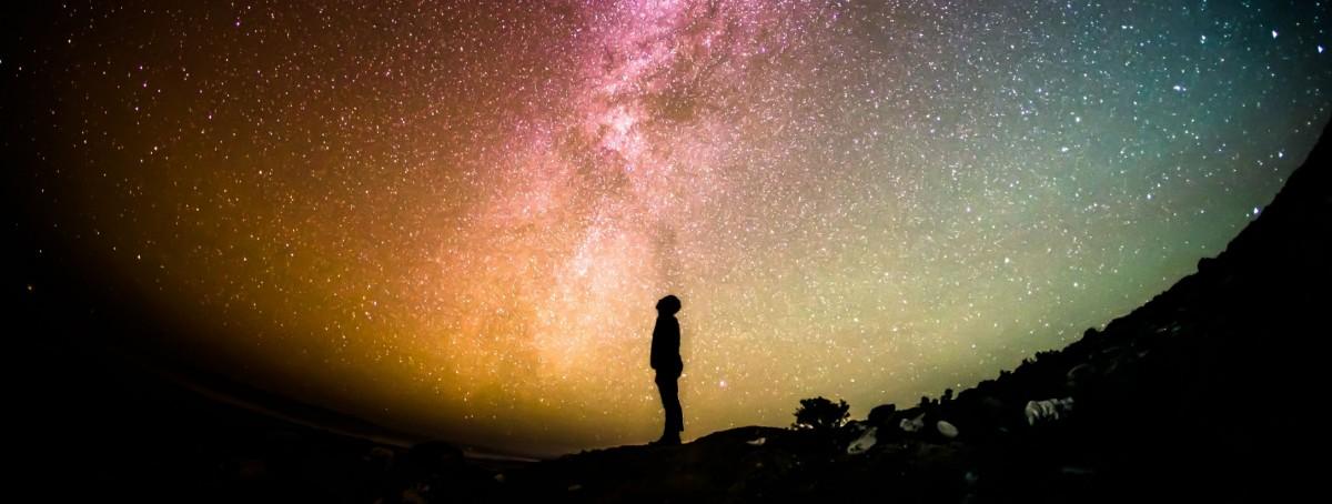 Impuls #8  Sieh dir die Sterne an