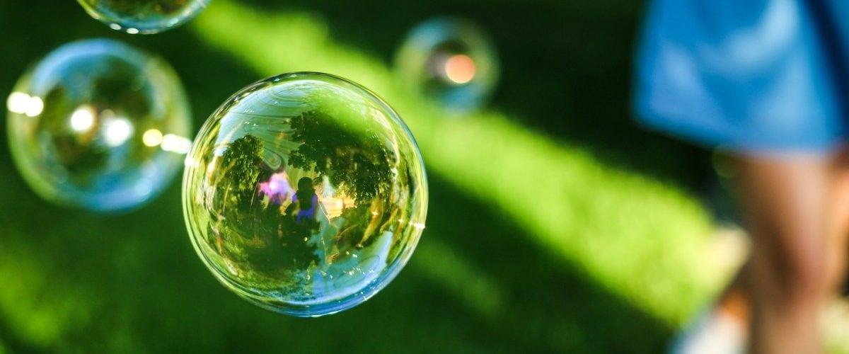 Impuls #33: Zeit für Seifenblasen