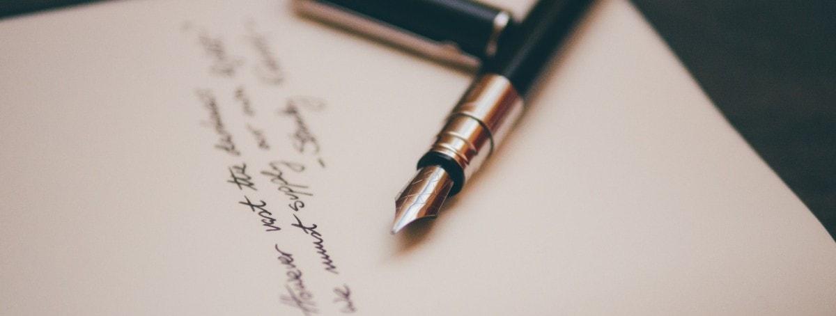 Kreatives Schreiben: 3 Dinge, die dir das Spiel mit Worten geben kann