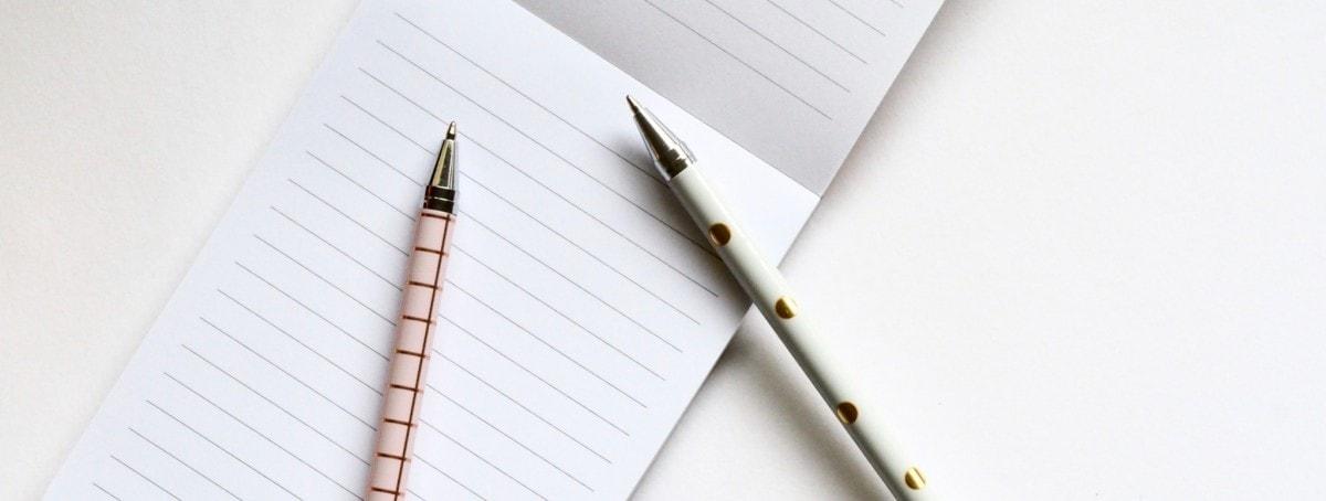 Schreibübung 5 – Dinge, die du nicht an dir ändern würdest