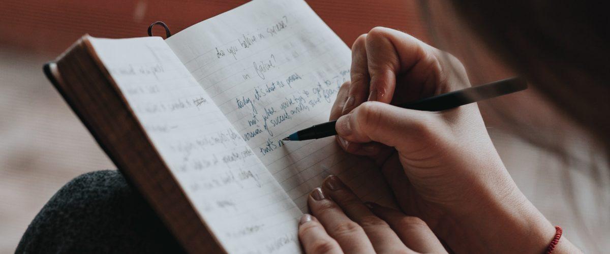 #Schreiberfahrungen – Gefühle & Gedanken in Worte fassen