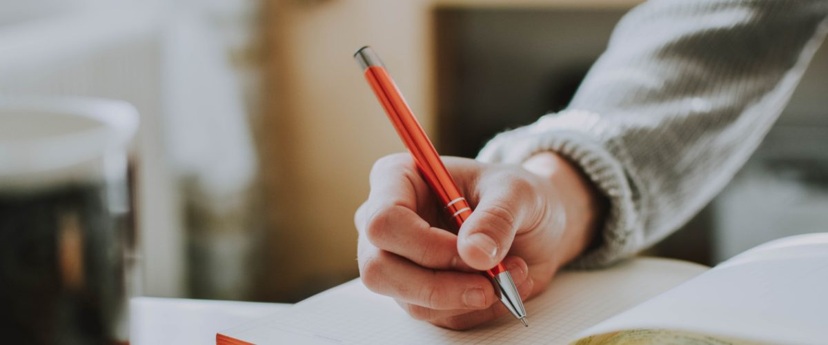 Schreibübung 58 – Jemand der fehlt