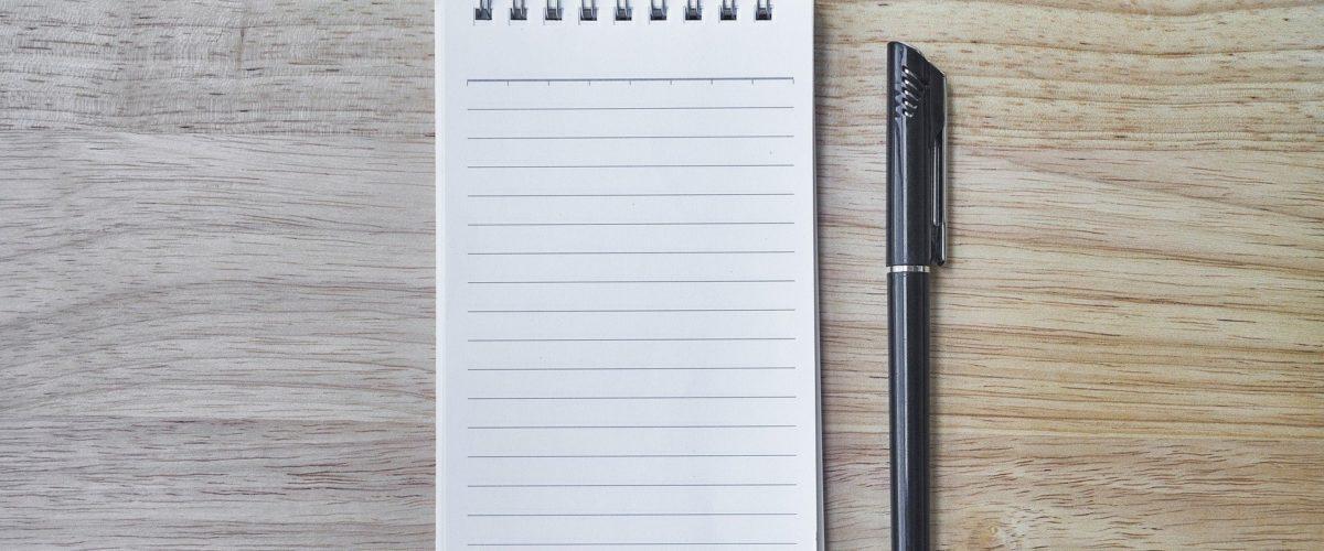 Schreibübung 60 – Worte für Traurigkeit