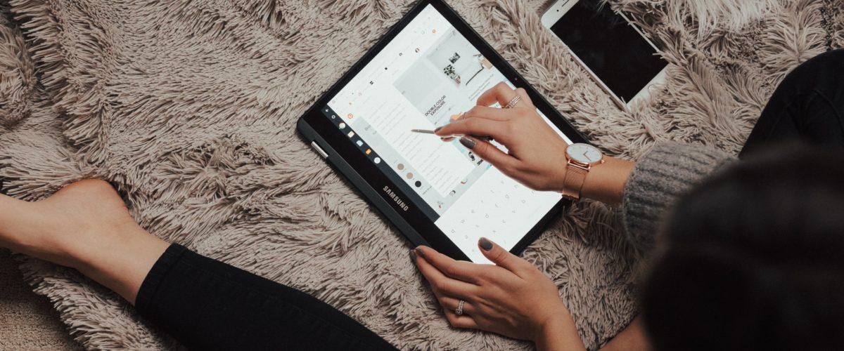 Journaling Tagebuch digital fuehren