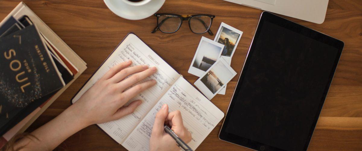 #Schreiberfahrungen – Schreiben bedeutet Gefühlen Raum zu geben